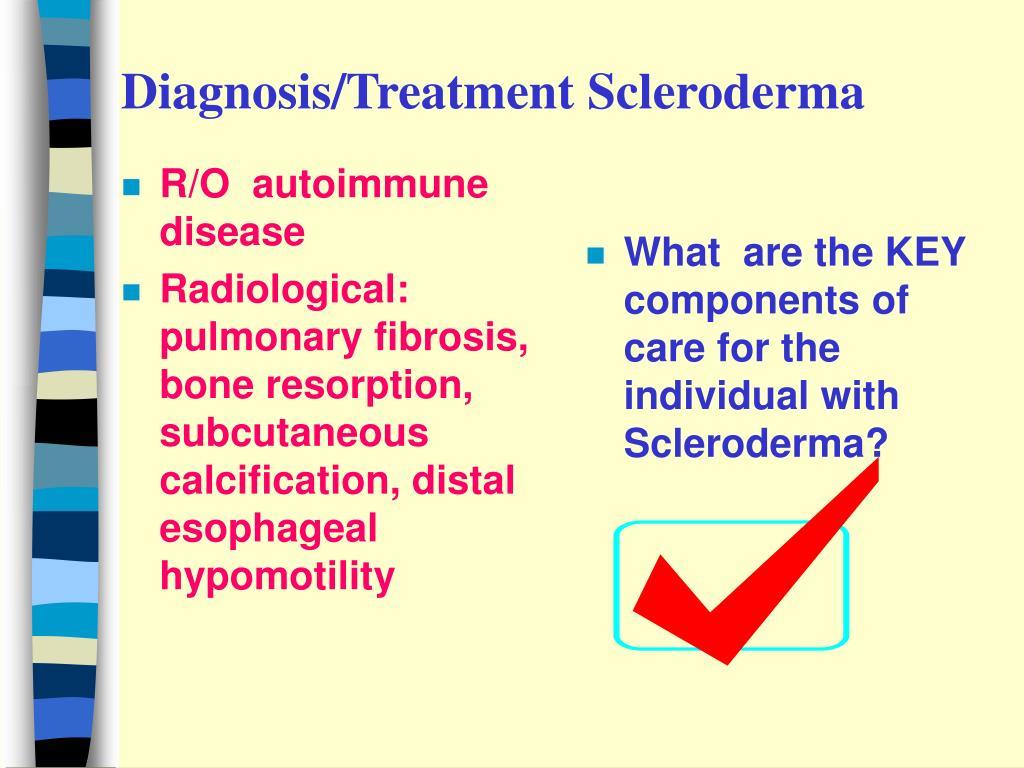 R/O  autoimmune disease