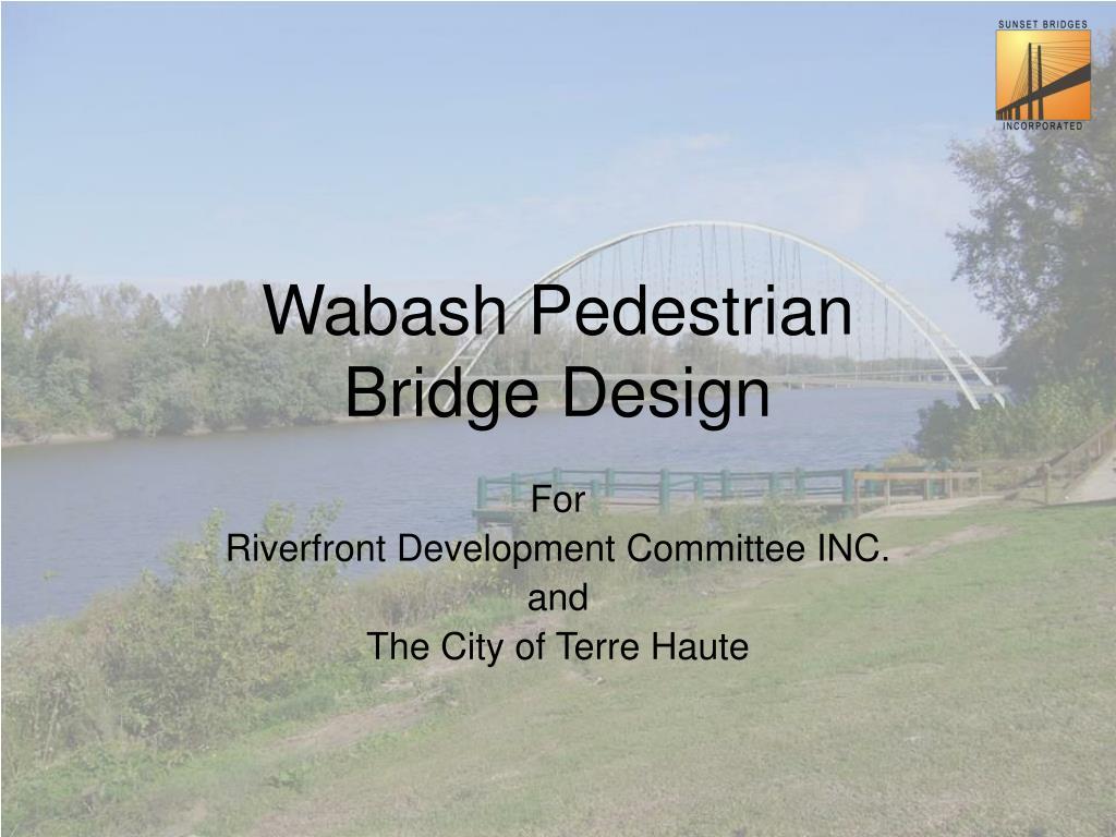 Wabash Pedestrian
