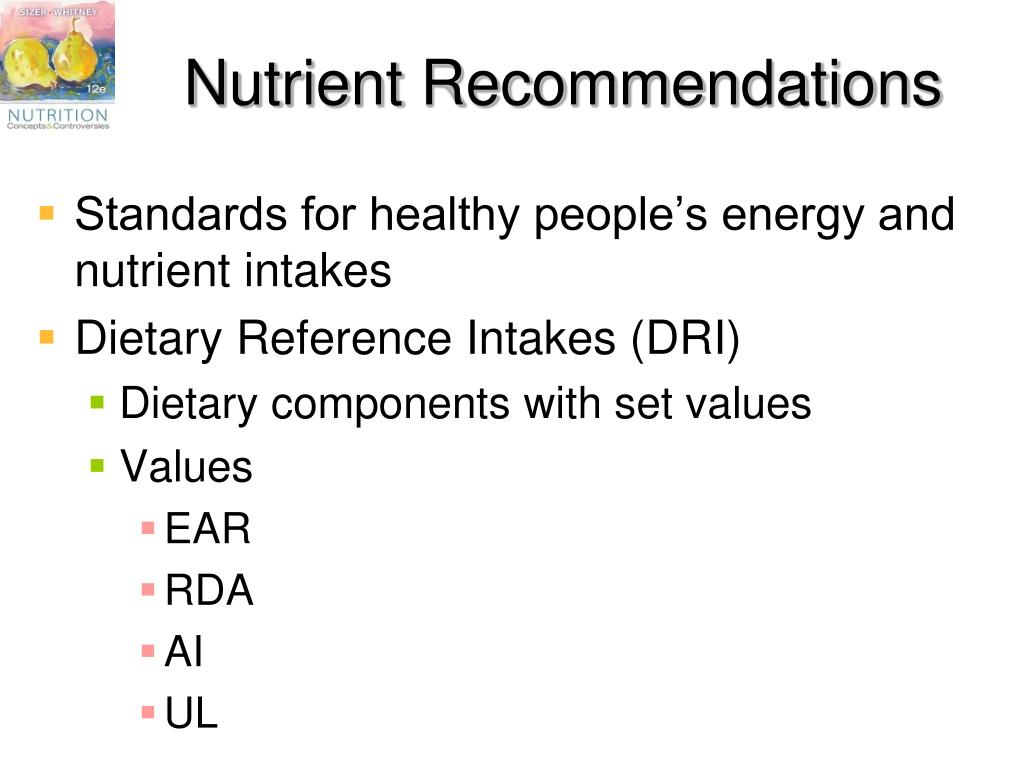 is macronutrient intake within the recommended range important A notable proportion of the diets of 1-3 year-old children contain total fat in quantities below the recommended range the diets of table 1 proportion of canadian children 1-8 years with macronutrient intakes below, within or above the acceptable macronutrient distribution ranges ( amdr ) (2004).