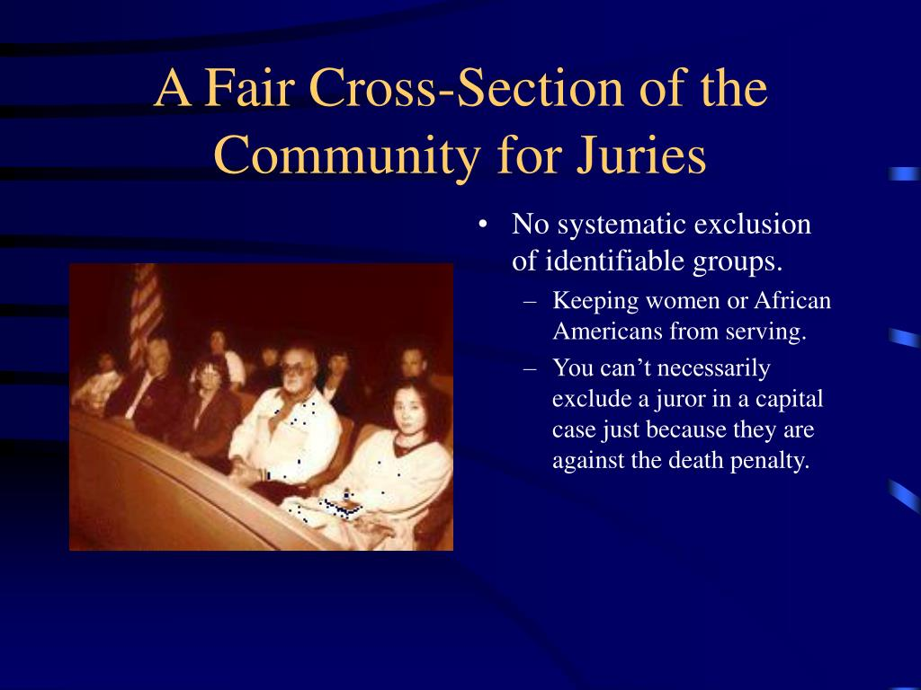are juries fair When a jury trial is about to begin, the trial court judge requests a panel of   other reason why they cannot be fair and impartial this process is called voir dire.
