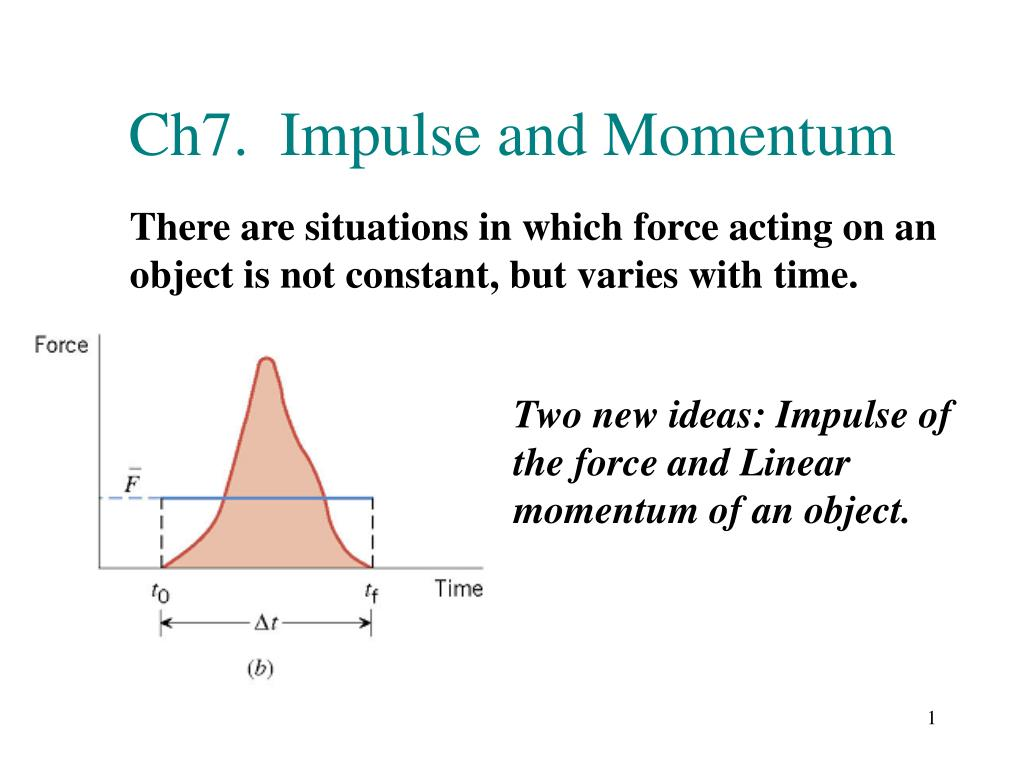 impulse and momentum Thought question would you feel safer in a smart car or another small car  momentum and impulse momentum momentum: the motion of inertia variable:  p.