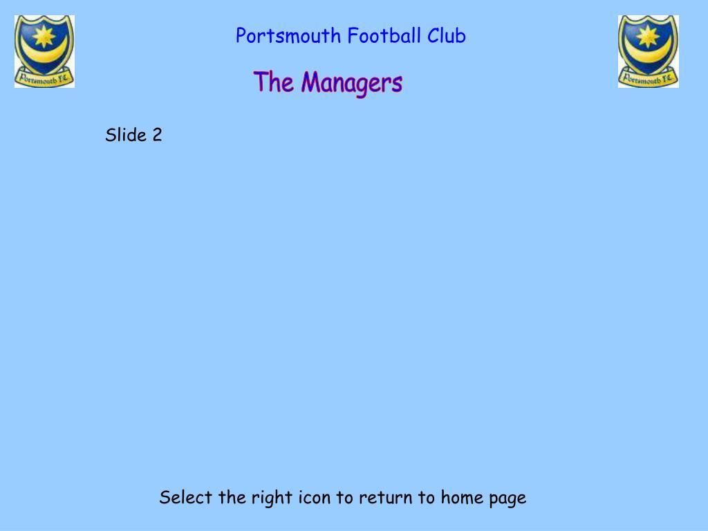 Portsmouth Football Club