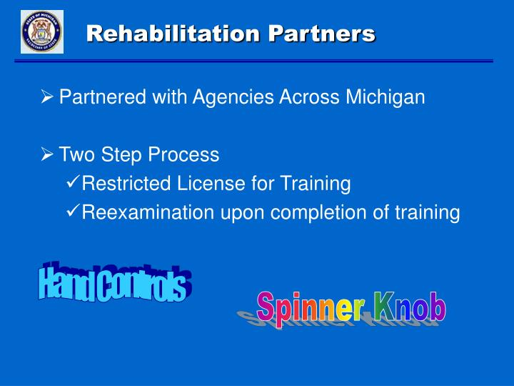 Partnered with Agencies Across Michigan