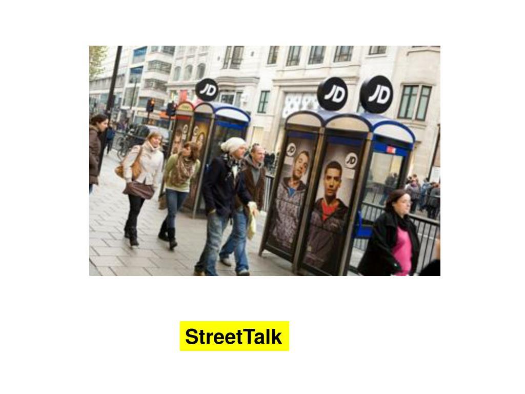 StreetTalk