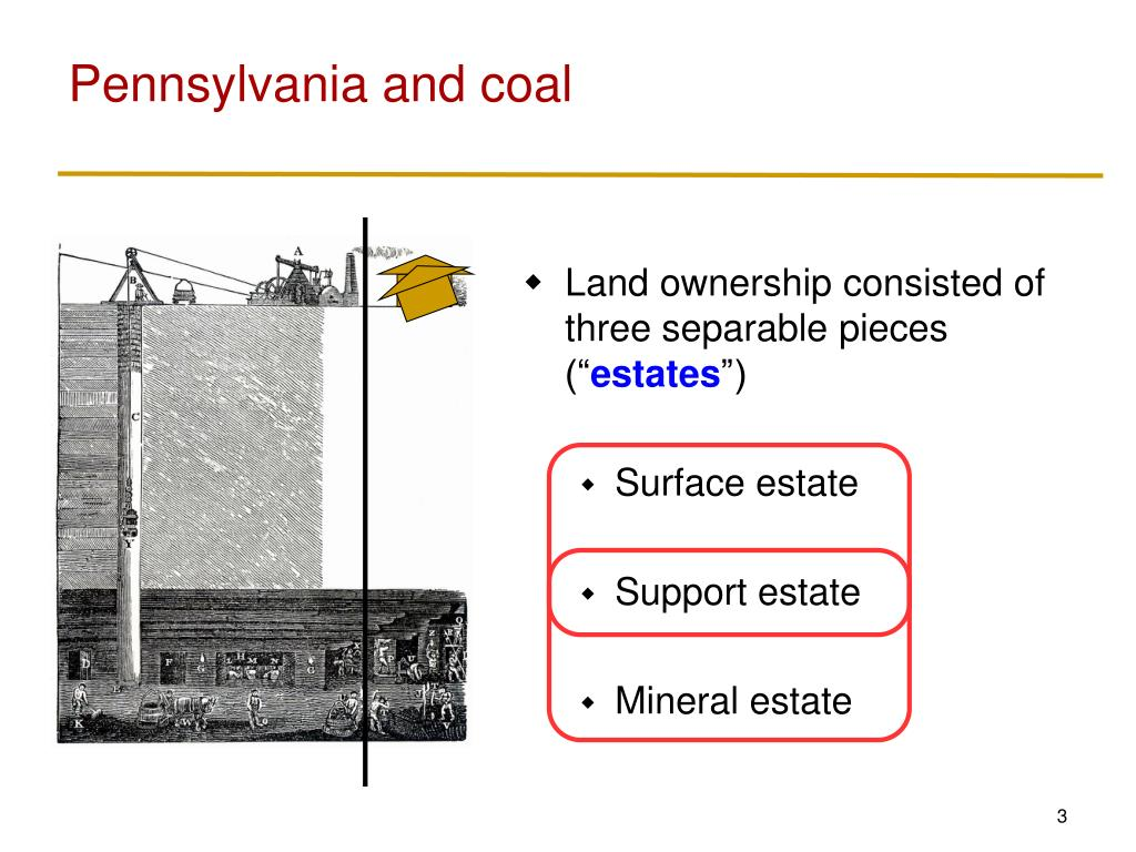 Pennsylvania and coal
