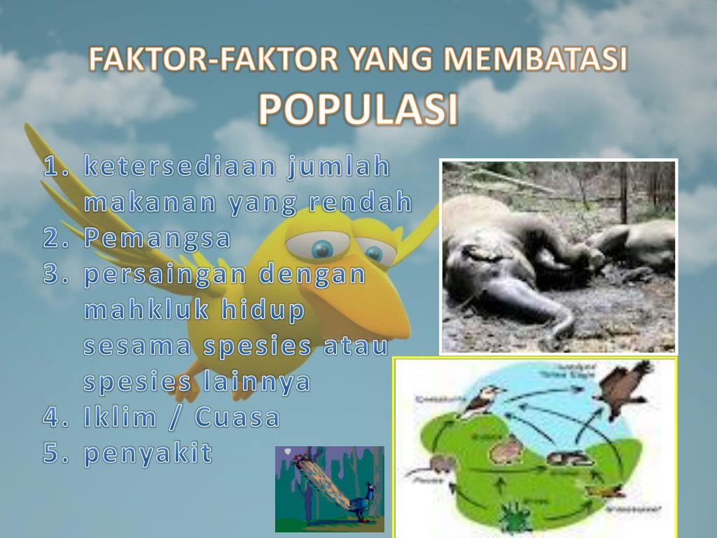 FAKTOR-FAKTOR YANG MEMBATASI