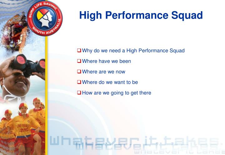 High performance squad l.jpg