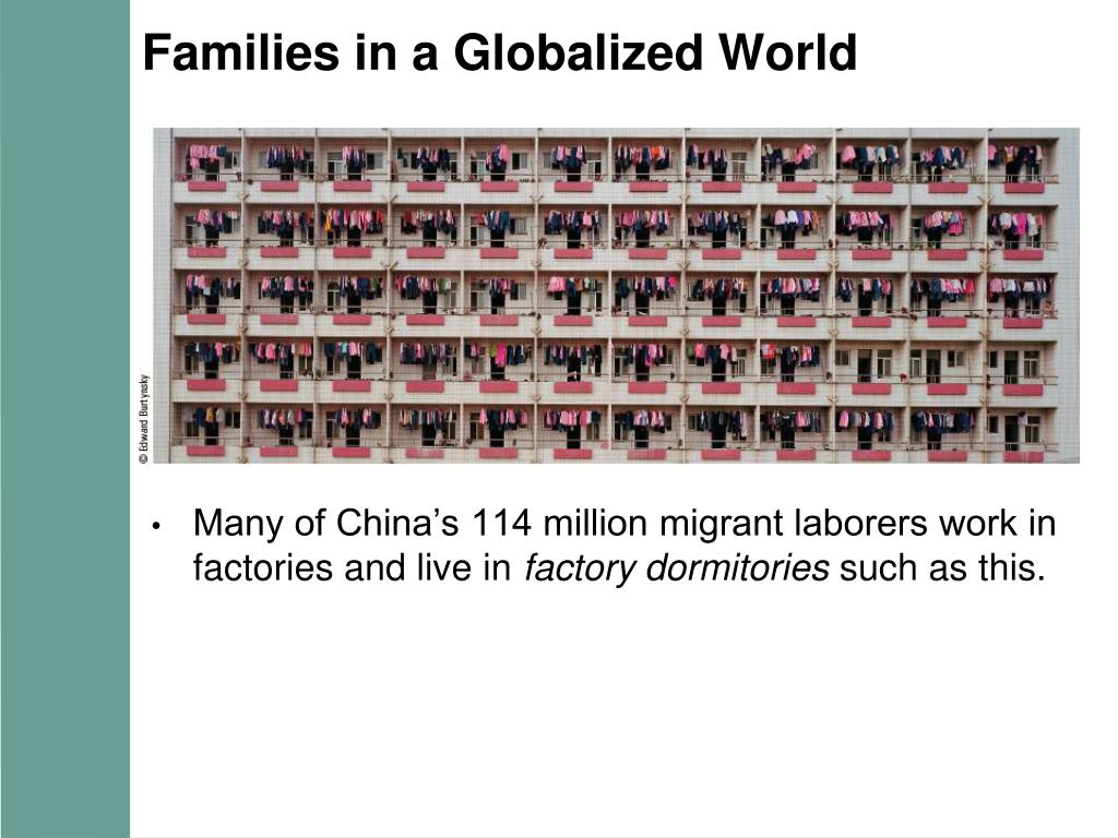 Families in a Globalized World