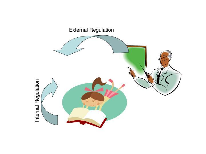 External Regulation