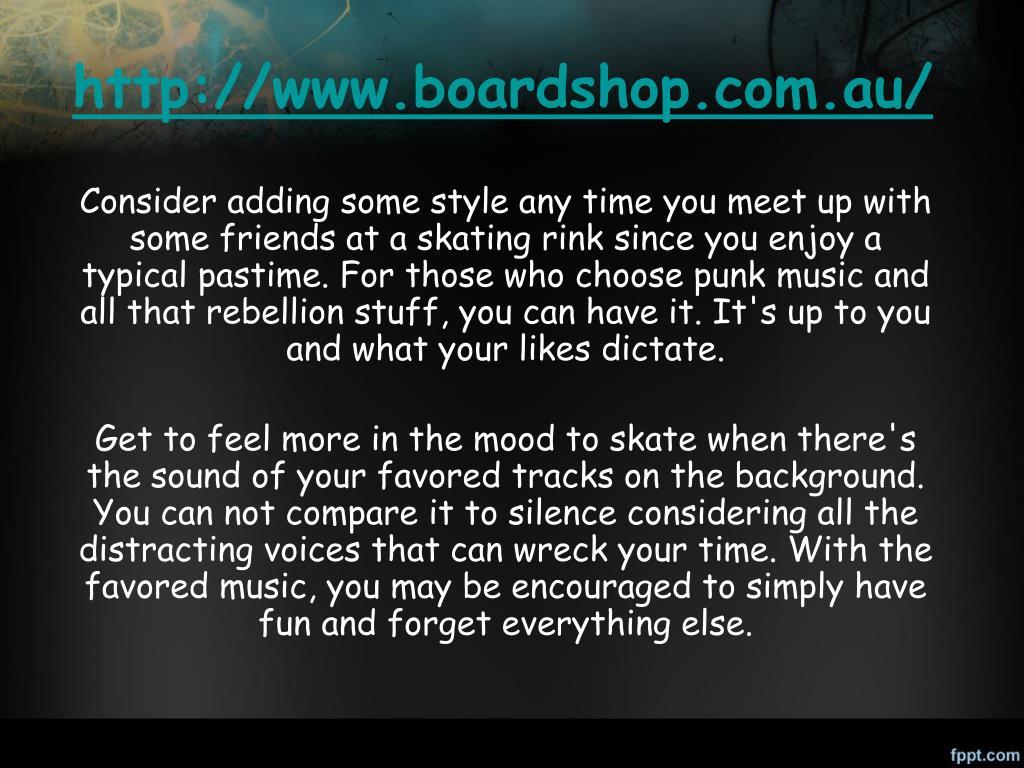 http://www.boardshop.com.au/