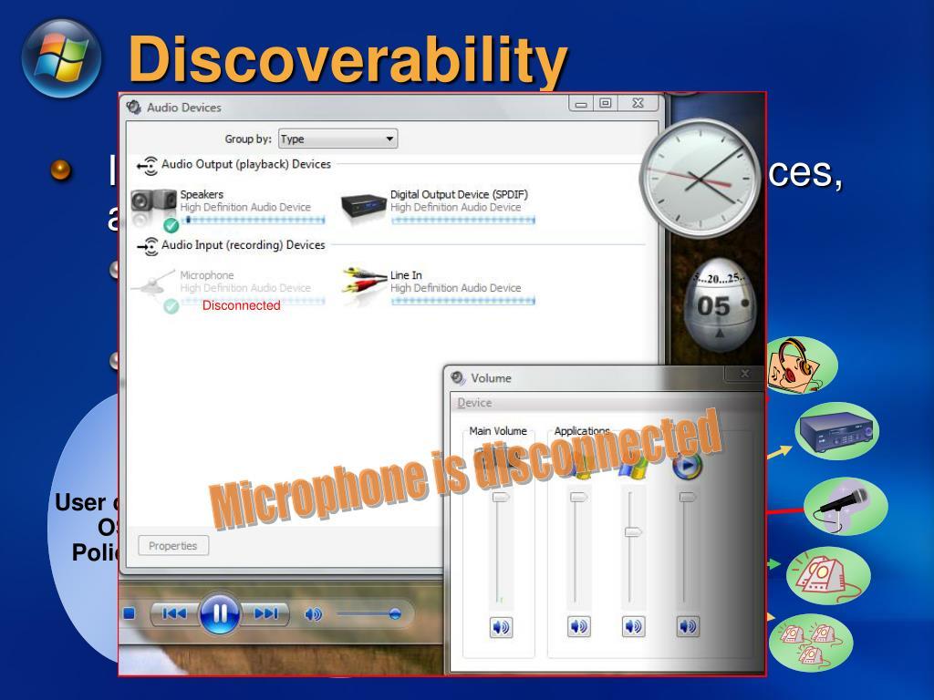 Discoverability
