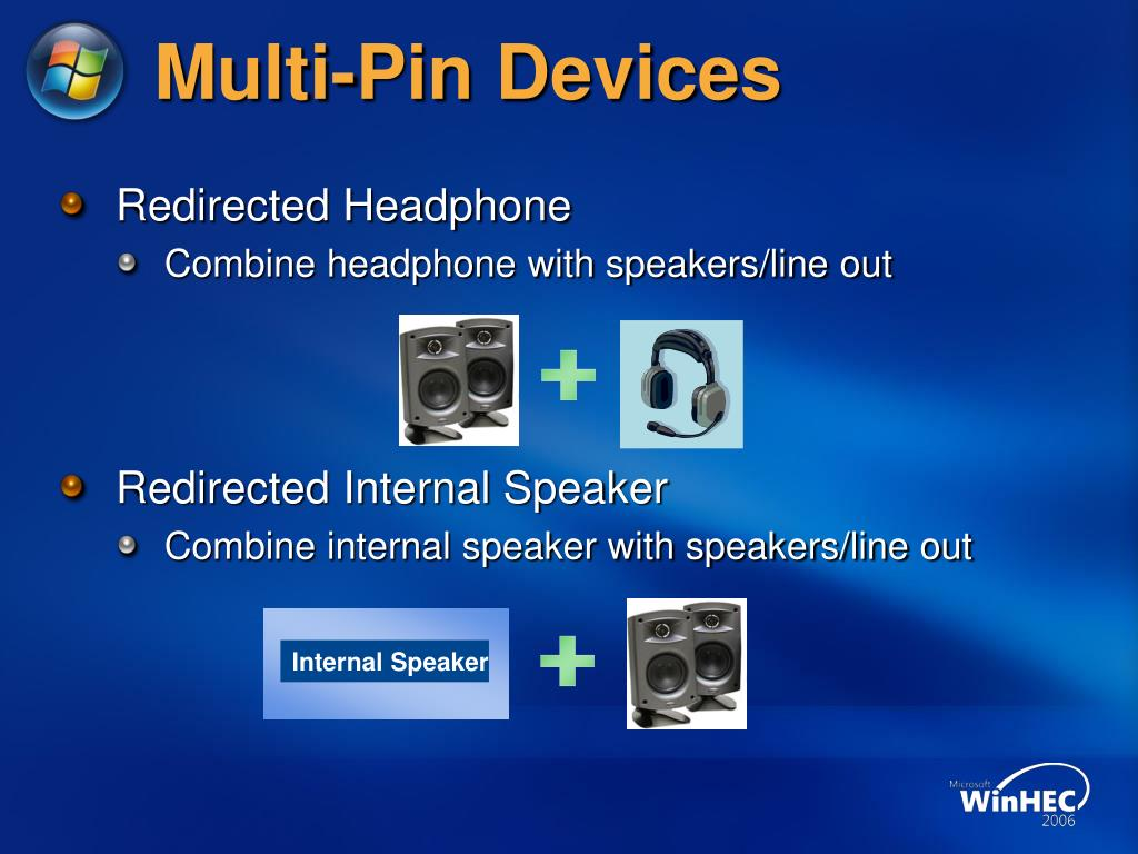 Multi-Pin Devices