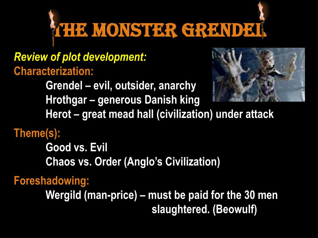 an overview of good versus evil in anglo saxon epic beowulf Overview infographic context characters plot summary section  learn  about the symbols in the epic poem beowulf with course hero's video  the  symbols in this poem clearly present a good-versus-evil relationship that  he  hoards gold and treasures in his lair, which represents the opposite of the anglo- saxons'.