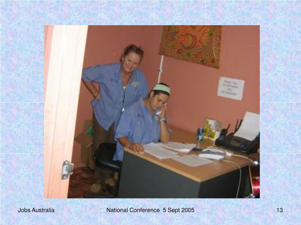 National Conference  5 Sept 2005