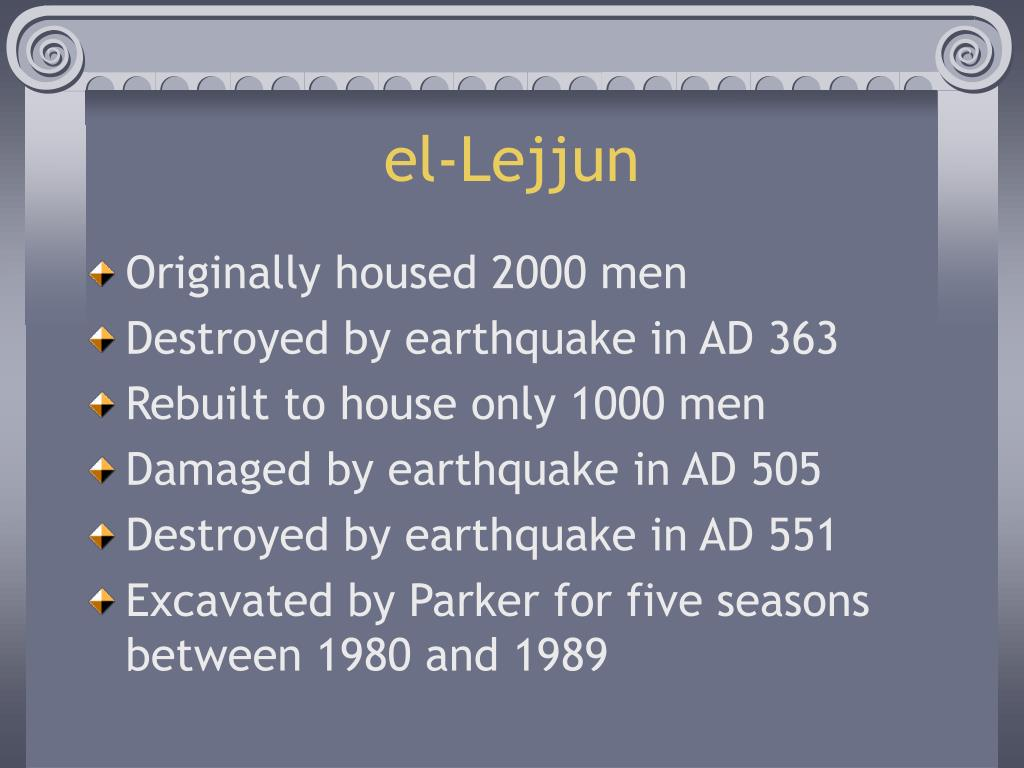 el-Lejjun