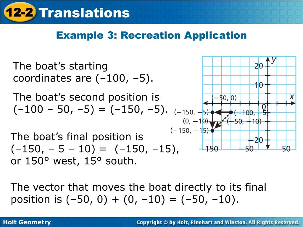 Example 3: Recreation Application