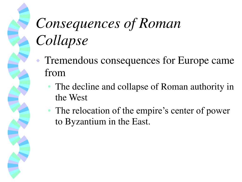 Consequences of Roman Collapse