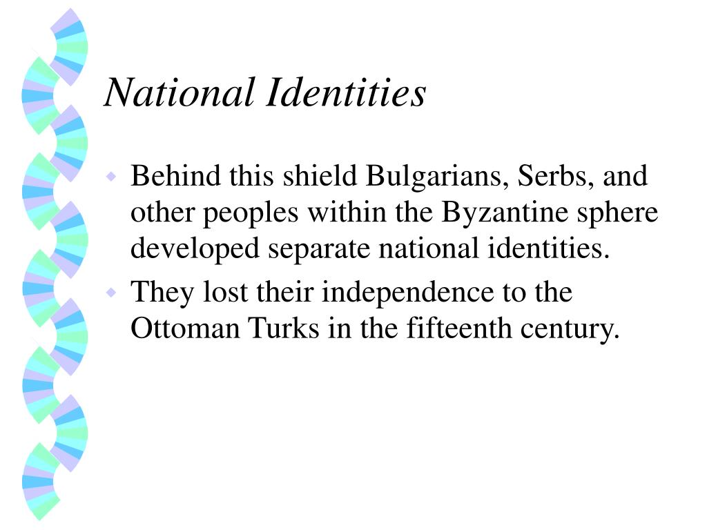 National Identities