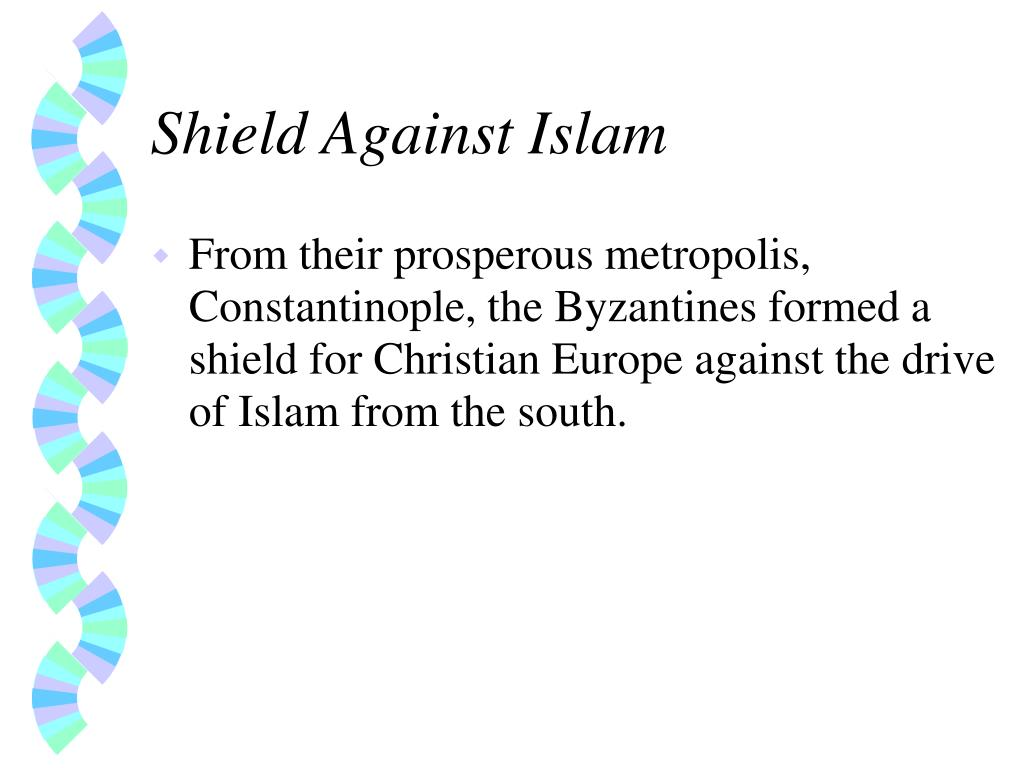 Shield Against Islam