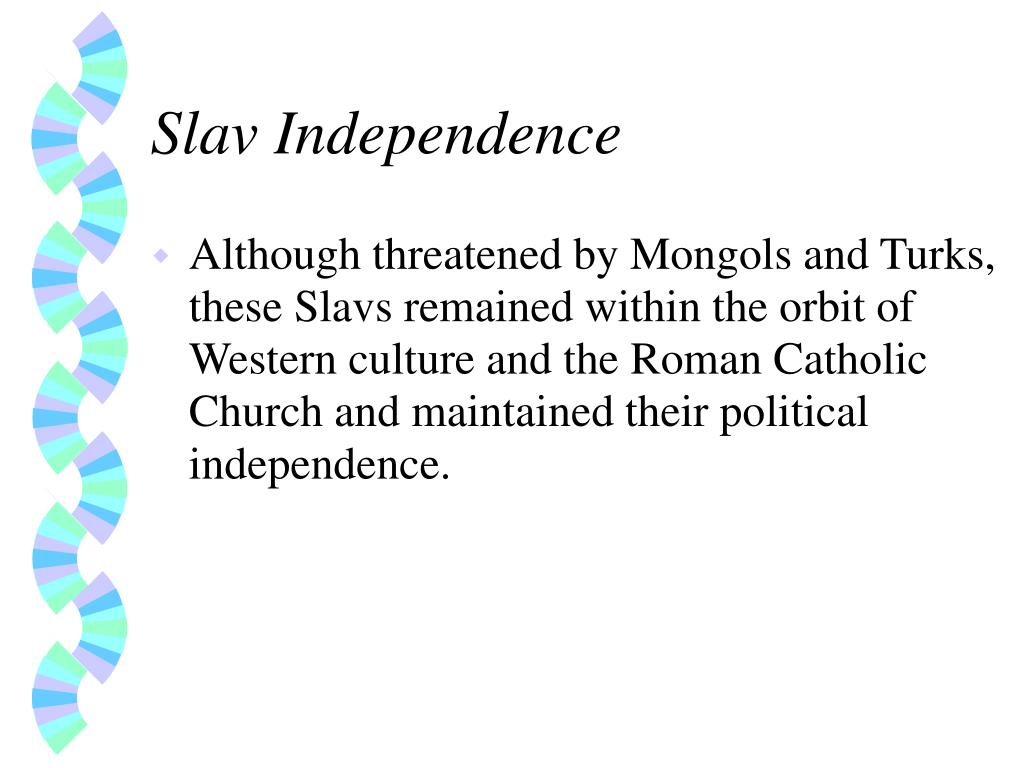 Slav Independence