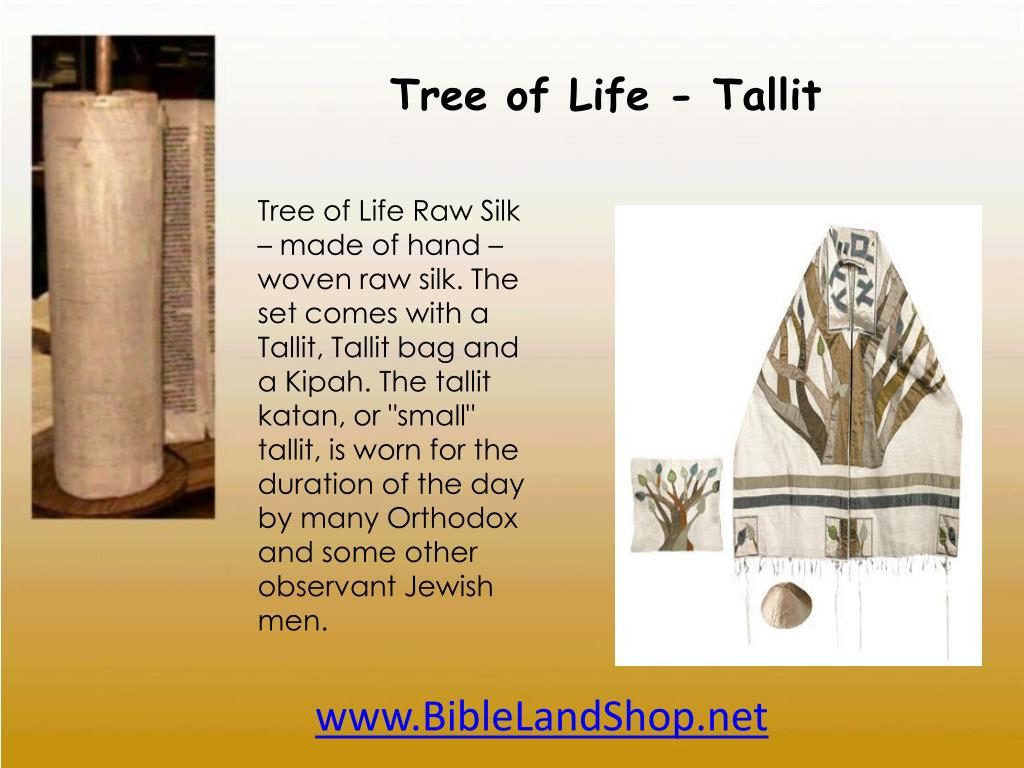 Tree of Life - Tallit
