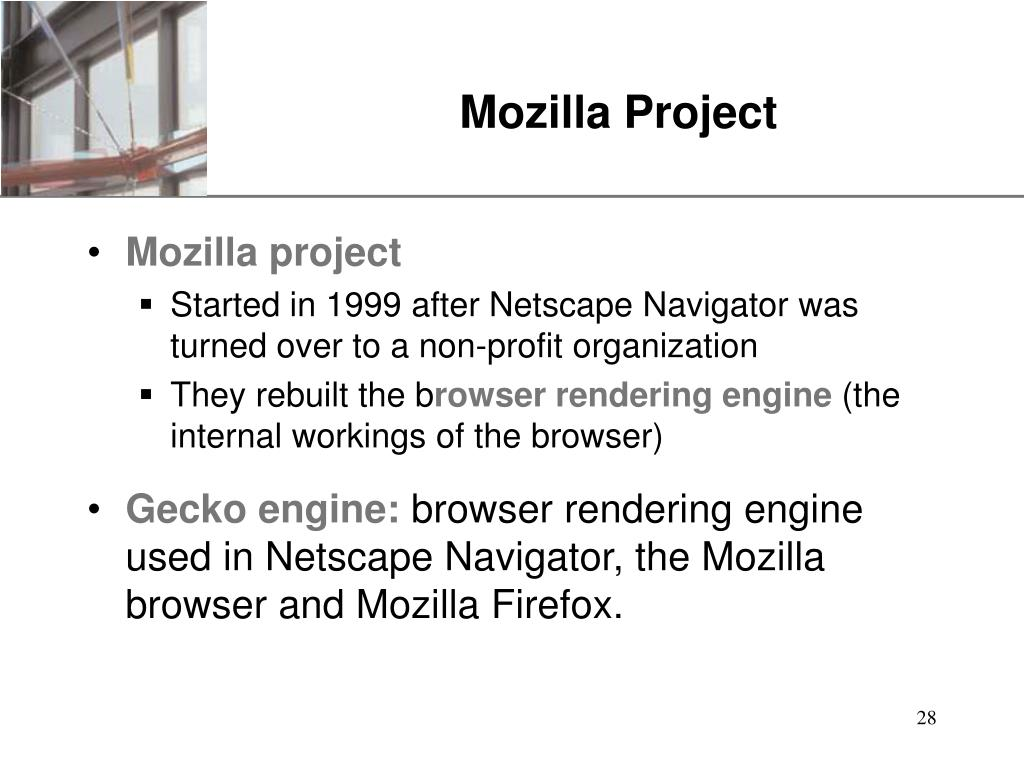 Mozilla Project