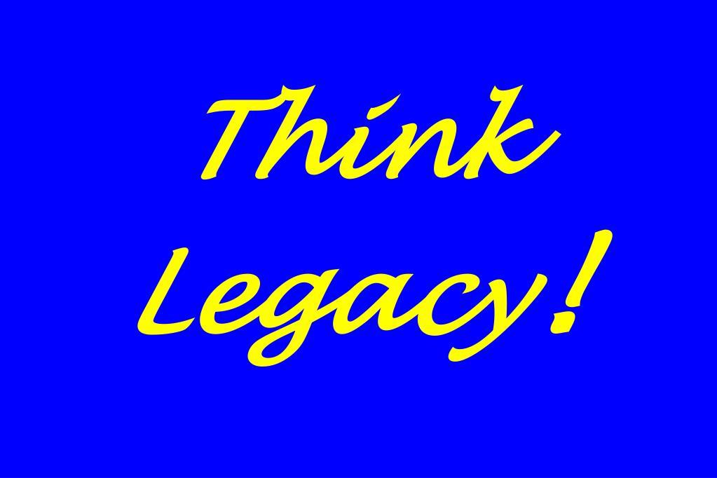 Think Legacy