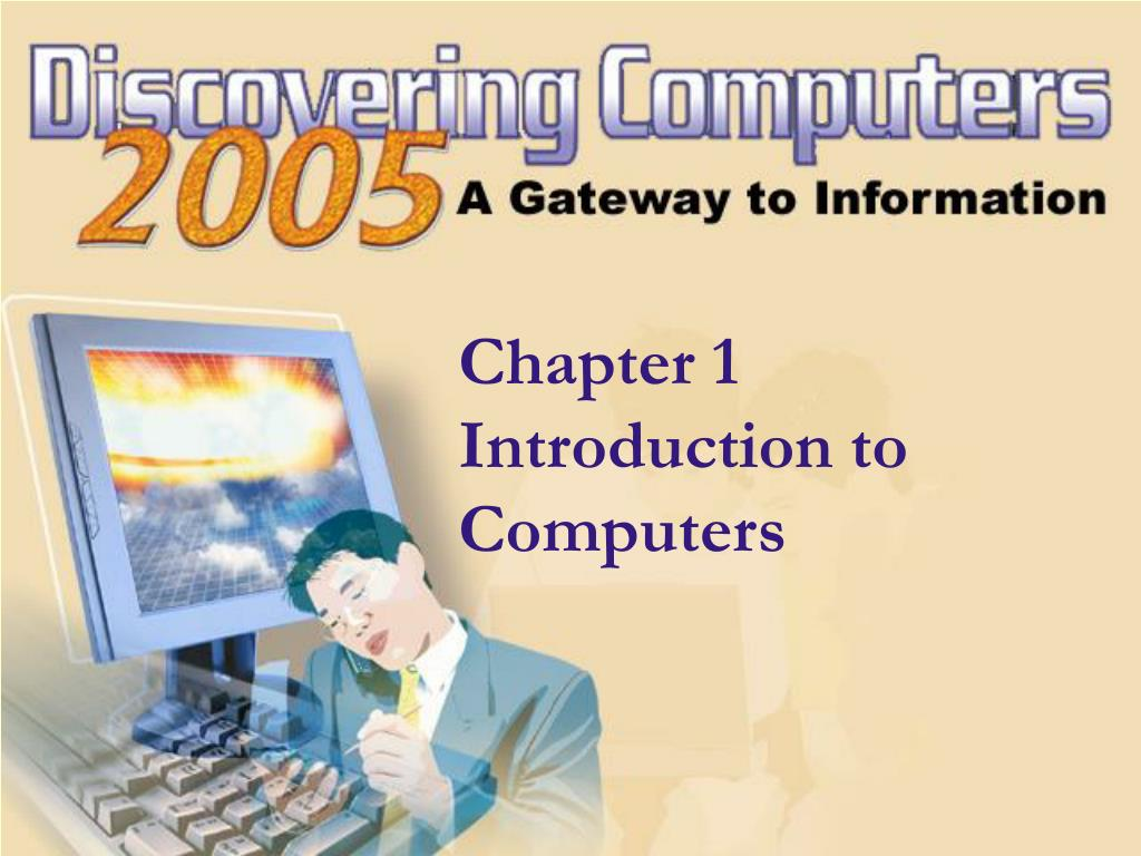 Chapter 1 Introduction to