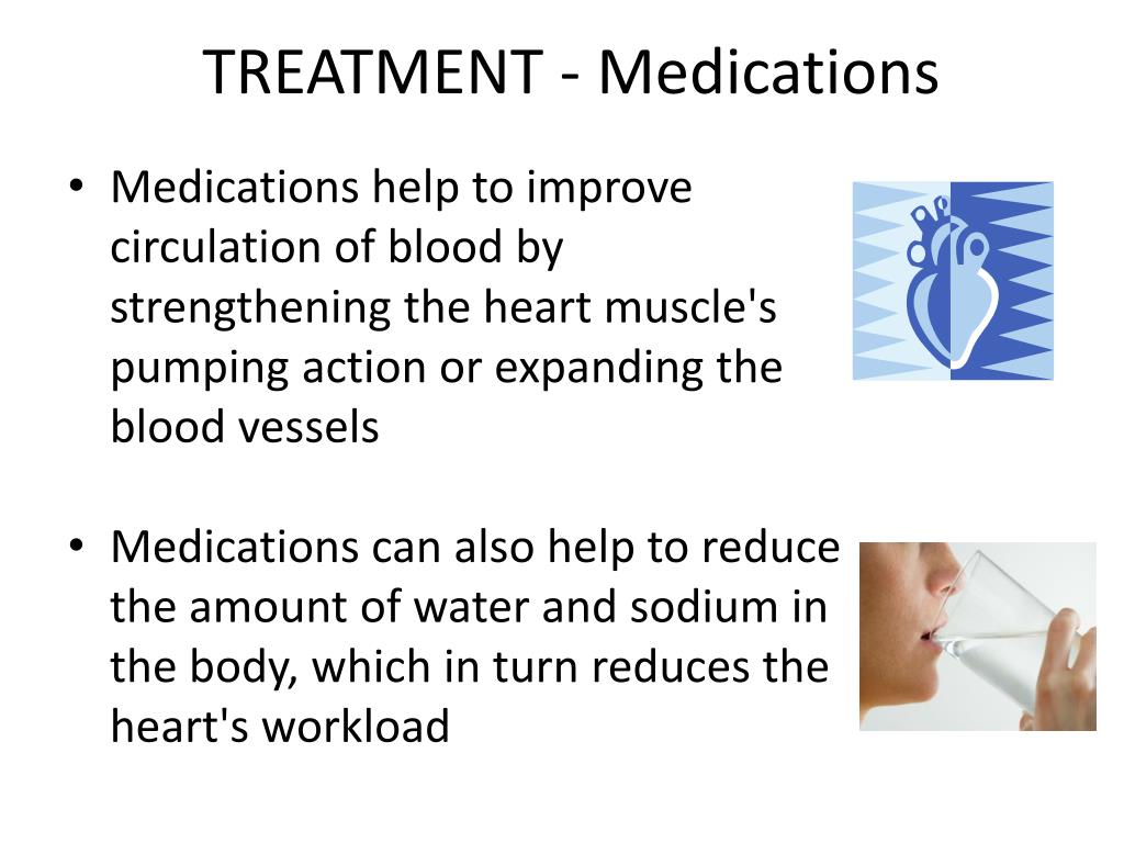 TREATMENT - Medications