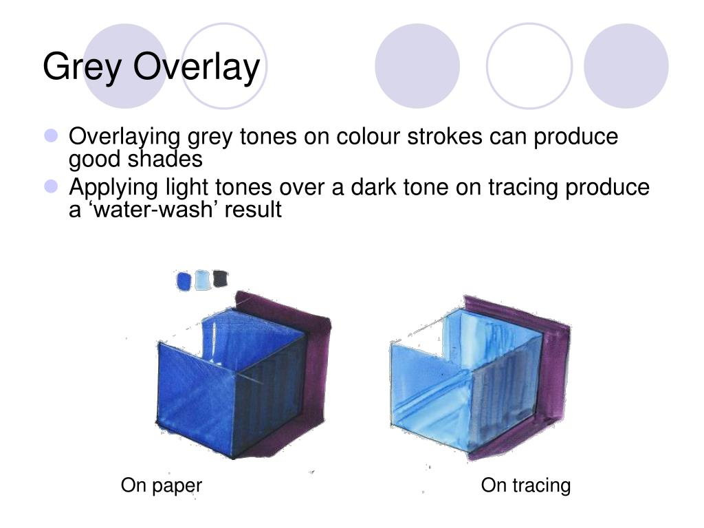 Grey Overlay