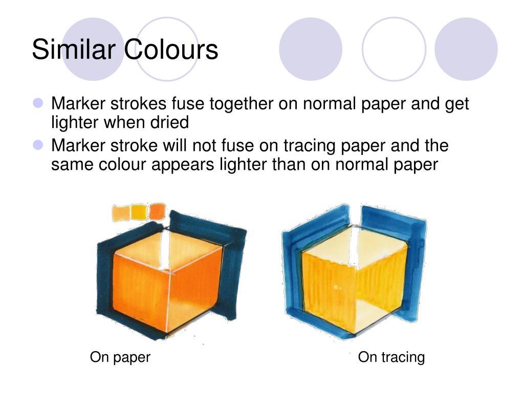 Similar Colours
