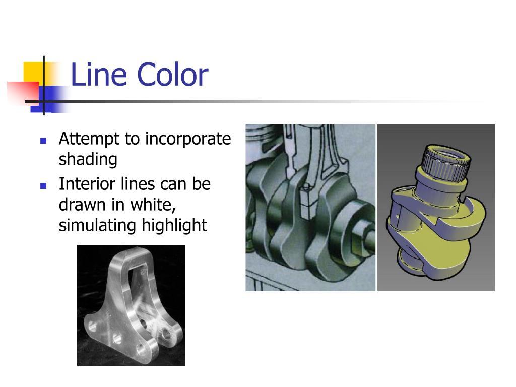 Line Color