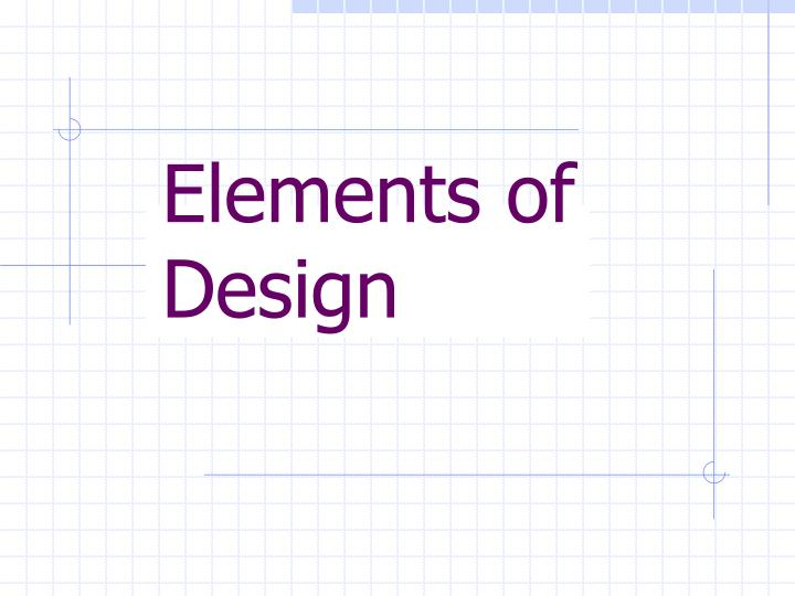 Elements of design l.jpg