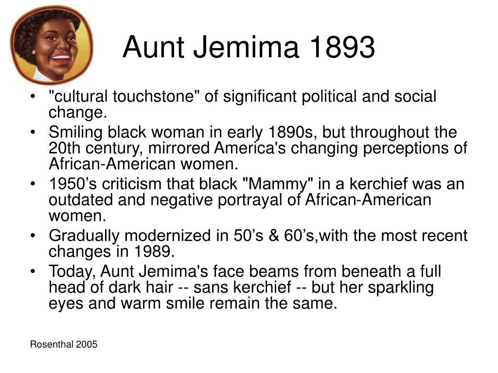 Aunt Jemima 1893