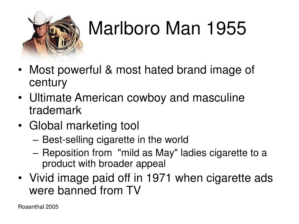 Marlboro Man 1955