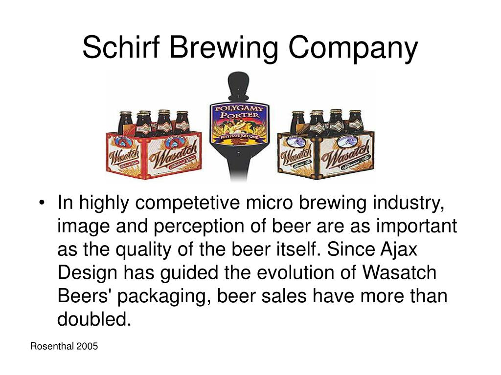 Schirf Brewing Company