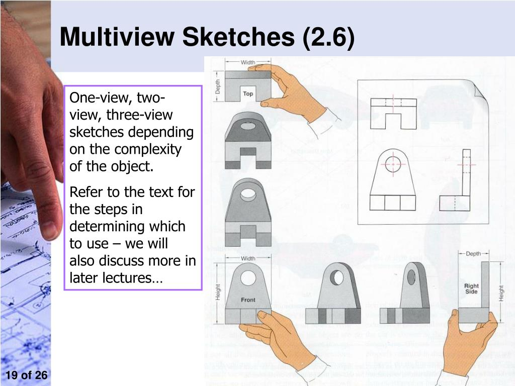 Multiview Sketches (2.6)
