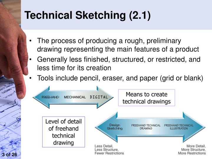 Technical sketching 2 1