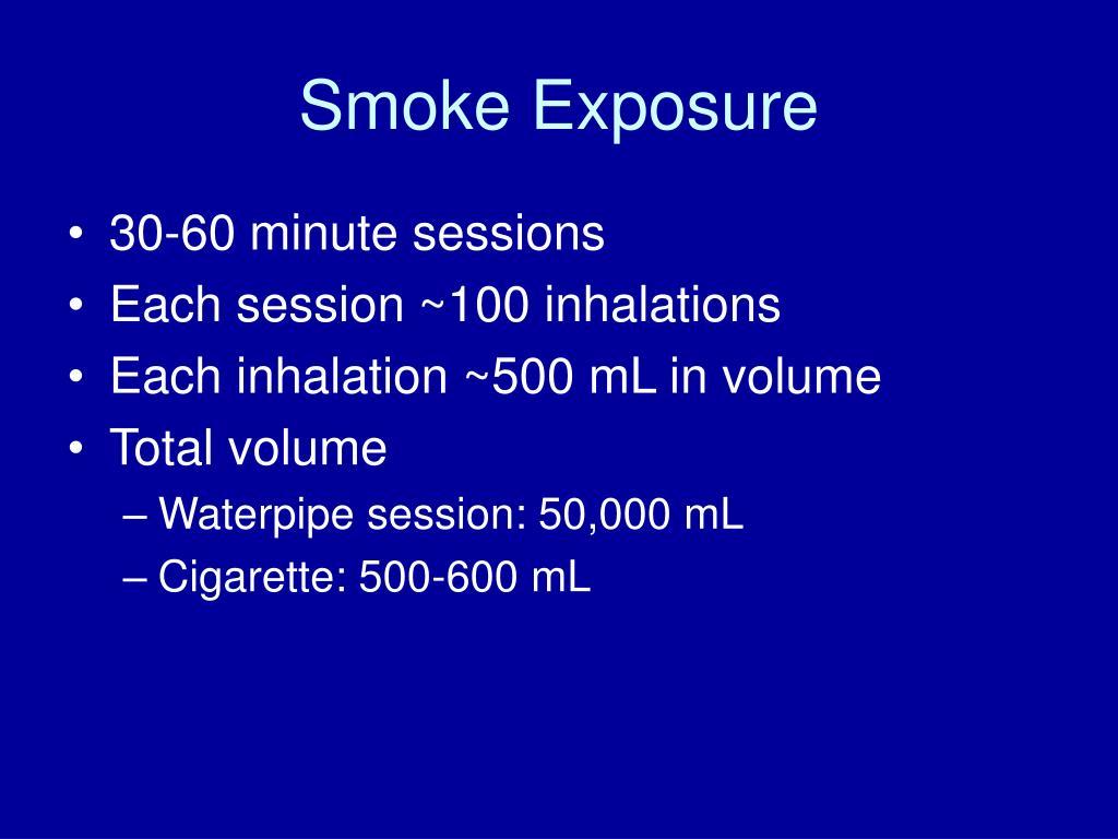 Smoke Exposure