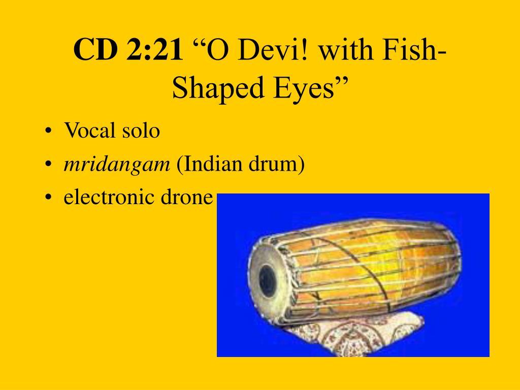 CD 2:21