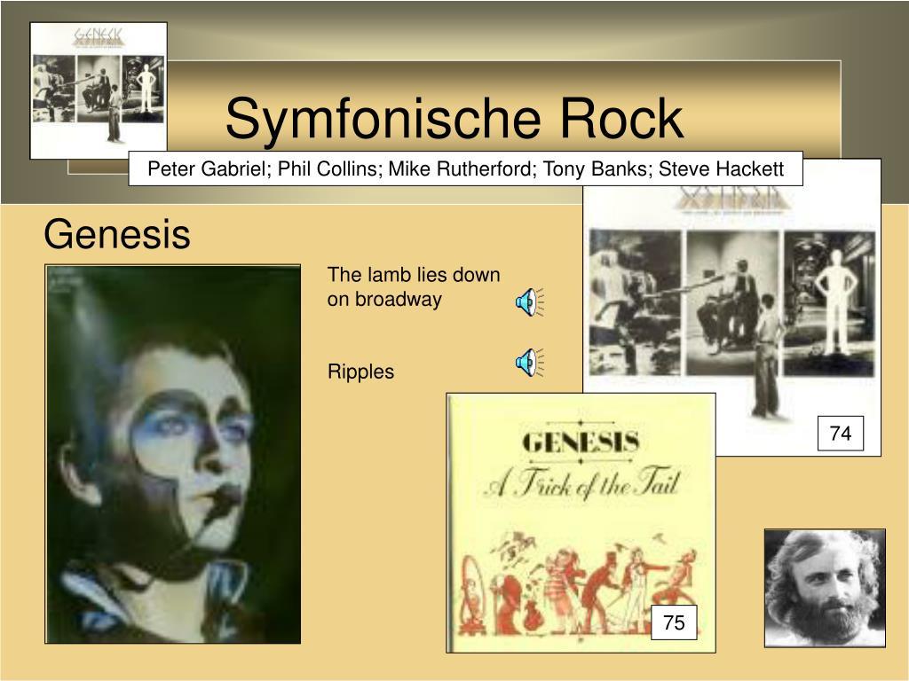 Symfonische Rock