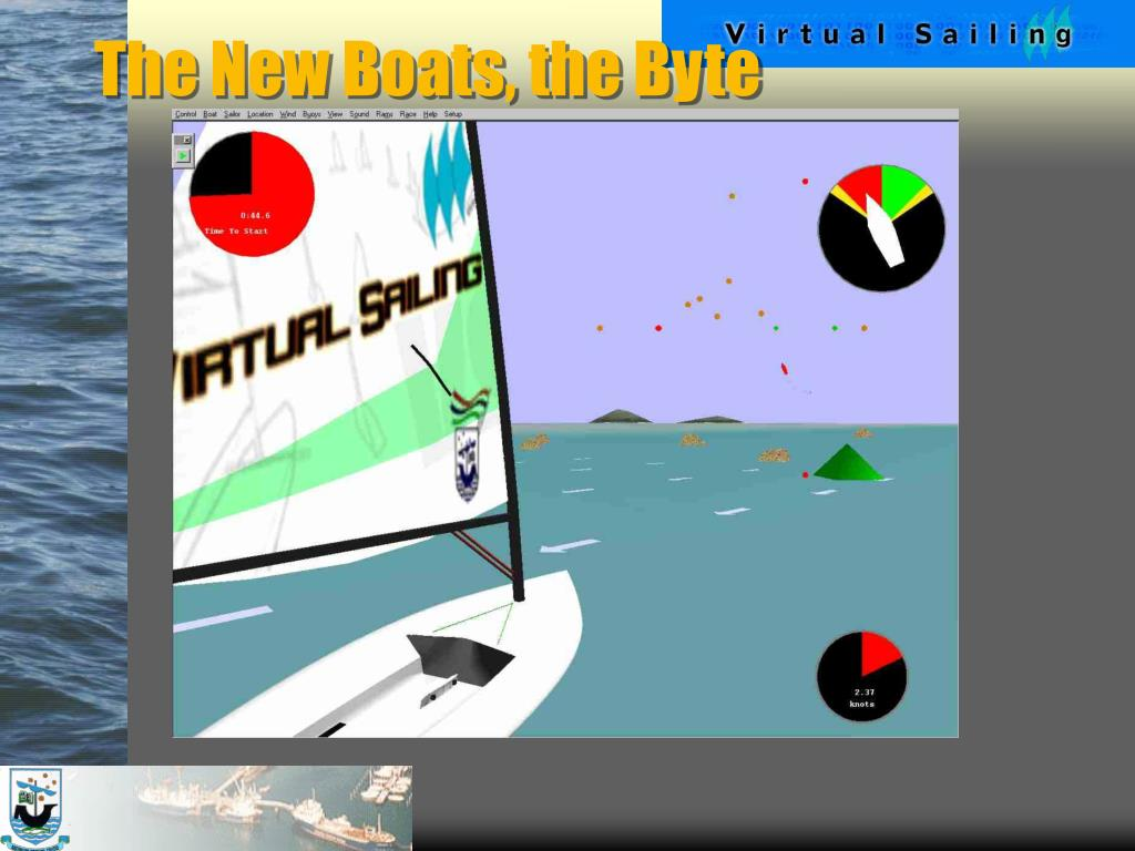 The New Boats, the Byte
