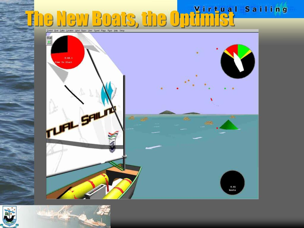 The New Boats, the Optimist