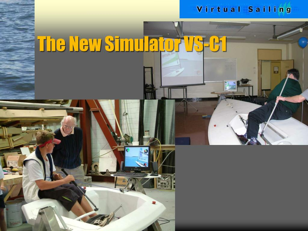 The New Simulator VS-C1