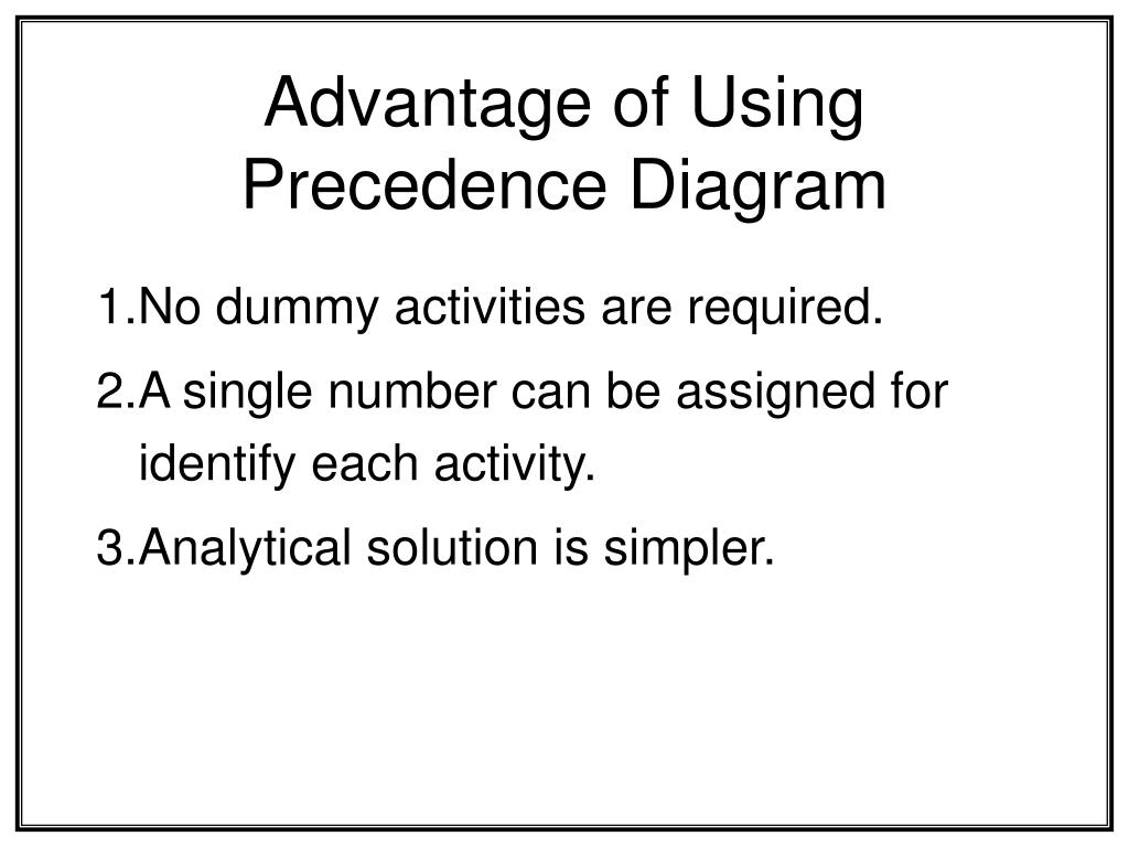 Precedence diagram template network diagram network diagram ppt estimating activity duration powerpoint presentation id 280606 pooptronica Images