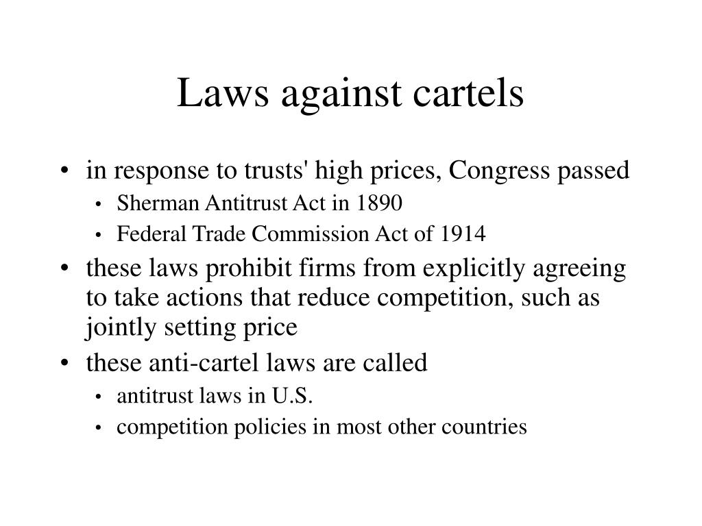 anti trust law and cartel I am the partner responsible for competition law, anti-trust matters at delphi and assist in compliance work, assessment of contracts and strategic issues, dawn raids, cartel investigations, abuse of dominance cases and merger filings.