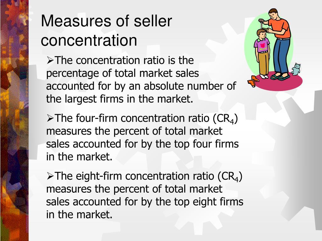 Measures of seller
