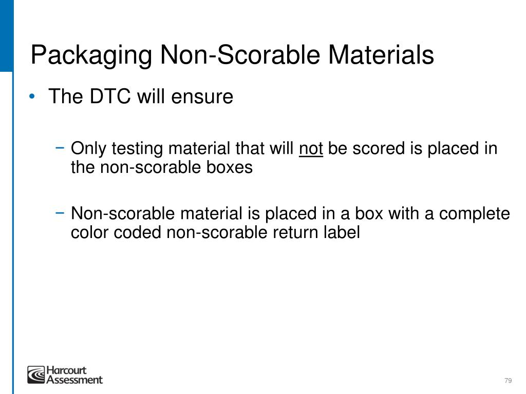 Packaging Non-Scorable Materials