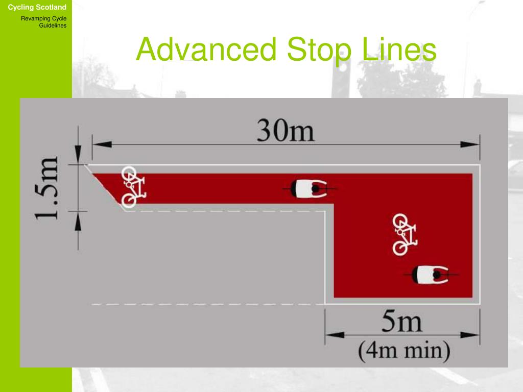 Advanced Stop Lines