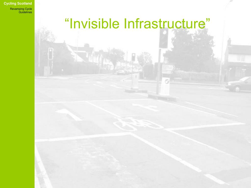 """Invisible Infrastructure"""